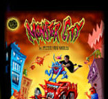 Click to preview Pete Von Sholly's MONSTER CITY