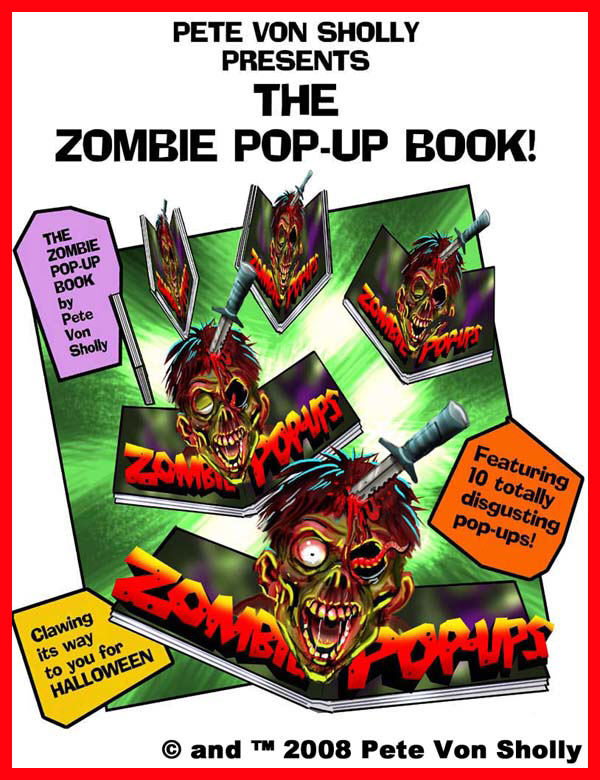 CLICK FOR NEXT ZOMBIE POP-UP BOOK IMAGE