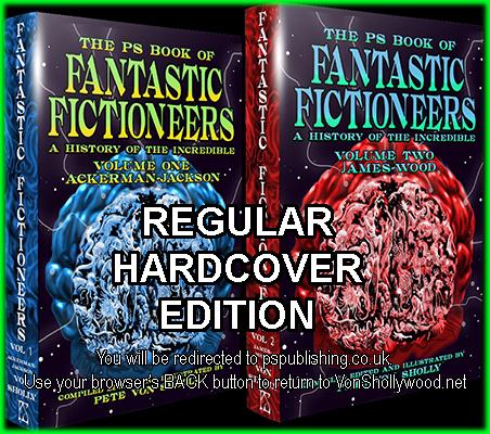 Fantastic Fictioneers Regular Hardback Edition