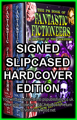 Fantastic Fictioneers Deluxe Signed Slipcased Edition